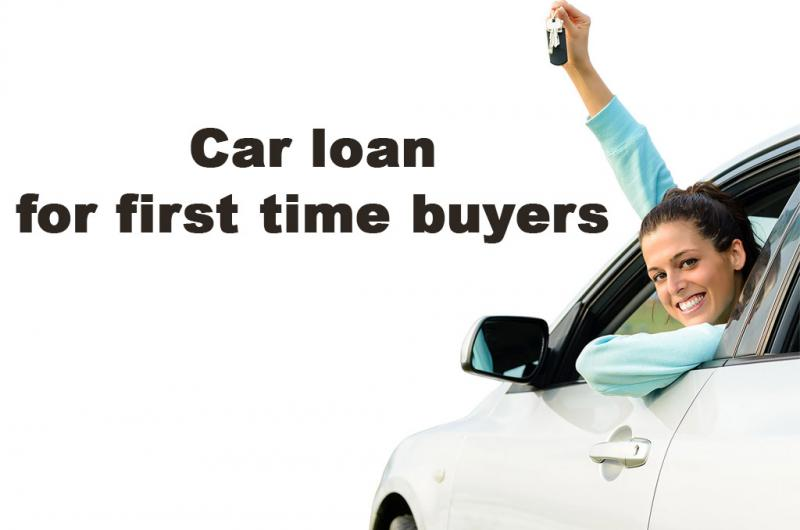 Car loan for first time buyers