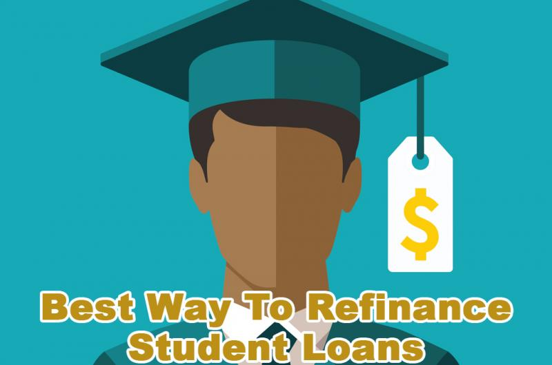 Best Way To Refinance Student Loans