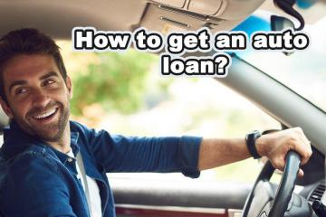 How to get an auto loan?
