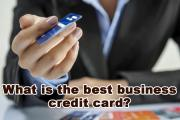 What is the best business credit card?